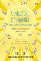 Livro - O milagre da manhã para se tornar um milionário -
