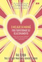 Livro - O milagre da manhã para transformar seu relacionamento -