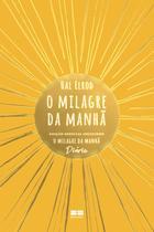 Livro - O milagre da manhã -