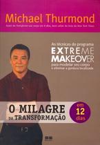 Livro - O milagre da transformação em 12 dias -