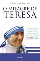 Livro - O milagre de Teresa -