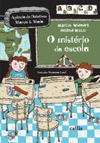 Livro - O mistério da escola -