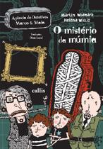 Livro - O mistério da múmia -