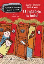 Livro - O mistério do hotel -