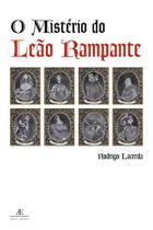 Livro - O Mistério do Leão Rampante -