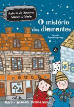 Livro - O mistério dos diamantes -