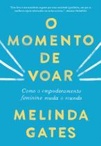 Livro - O momento de voar -