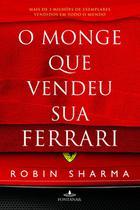 Livro - O monge que vendeu sua Ferrari -