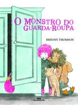 Livro - O Monstro do Guarda-Roupa -