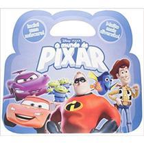 Livro - O Mundo De Pixar - Coleção Maleta Disney - Loja Das Princesas