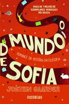 Livro - O mundo de Sofia -