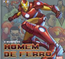 Livro - O Mundo do Homem de Ferro -