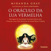 Livro - O Oráculo da Lua Vermelha -