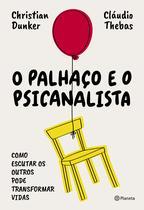 Livro - O palhaço e o psicanalista -
