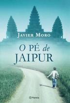 Livro - O Pé de Jaipur -