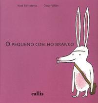 Livro - O pequeno coelho branco -