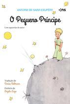 Livro - O PEQUENO PRINCIPE - CAPA DURA BRANCA -