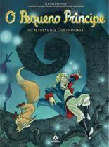Livro - O pequeno príncipe no planeta das lacrimavoras - As novas aventuras a partir da obra-prima de Antoine de Saint-Exupéry