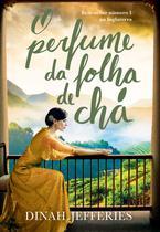 Livro - O perfume da folha de chá -