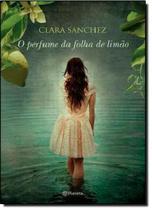 Livro - O perfume da folha de limão -