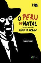Livro - O peru de Natal e outros contos de Mário de Andrade -