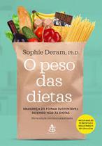 Livro - O peso das dietas -