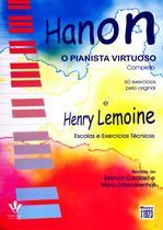 Livro - O pianista virtuoso -