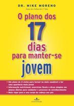 Livro - O plano dos 17 dias para manter-se jovem -