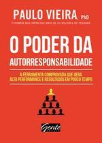 Livro - O poder da autorresponsabilidade: Livro de bolso -