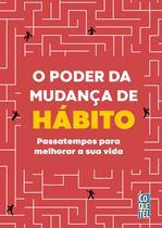 Livro - O poder da mudança de hábito -