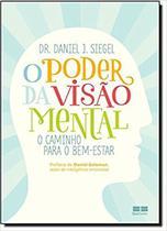 Livro - O poder da visão mental: O caminho para o bem-estar -