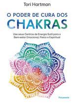 Livro - O poder de cura dos chakras -