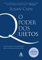 Livro - O poder dos quietos -