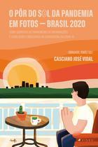 Livro - O Pôr do Sol da pandemia em fotos - Brasil 2020 - Viseu