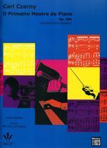 Livro - O primeiro mestre de Piano - Op. 599 -