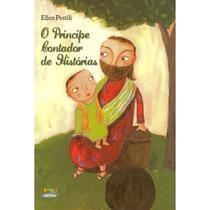 Livro - O príncipe contador de histórias -