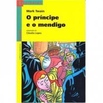 Livro - O príncipe e o mendigo -