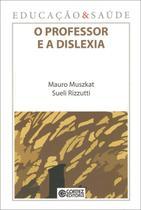 Livro - O professor e a dislexia -