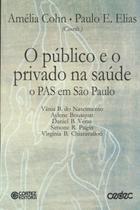 Livro - O público e o privado na saúde -