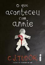 Livro - O Que Aconteceu Com Annie -