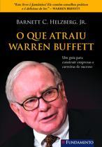Livro - O Que Atraiu Warren Buffett -