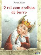 Livro - O Rei com orelhas de burro -