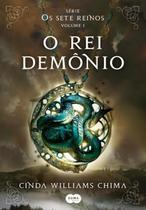 Livro - O rei demônio -