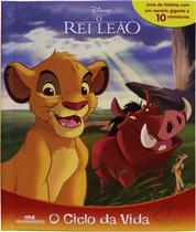 Livro - O Rei Leão – O Ciclo da Vida -