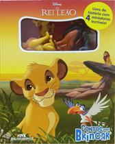 Livro - O Rei Leão -