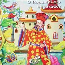 Livro o rouxinol e o imperador - cedic + dvd - Editora Cedic