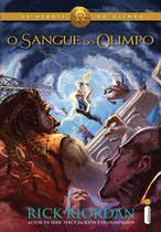 Livro - O sangue do Olimpo - (Série Os heróis do Olimpo)