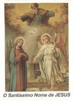 Livro o santíssimo nome de jesus - pe. paulo sullivan - Armazem