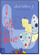 Livro - O sapo voador -