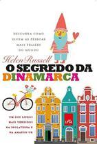 Livro - O segredo da Dinamarca -